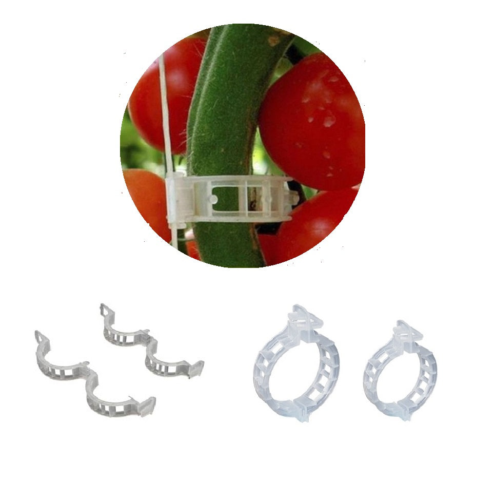 10 pcs/set Tomato Plant Support Clips