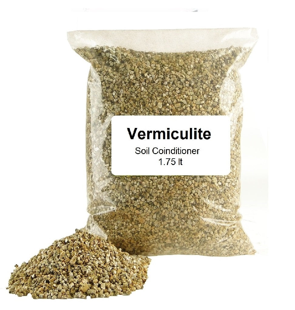 Growing Medium: Horticultural Vermiculite 1.75 lt