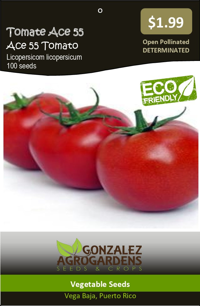 Tomate Ace 55 Tomato Seeds