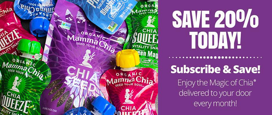 Mamma Chia Monthly Subscriptions