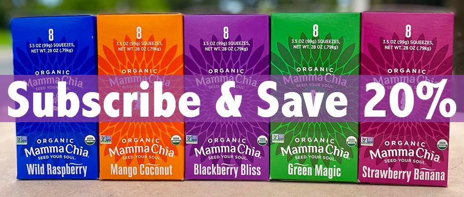 Mamma Chia Subscriptions