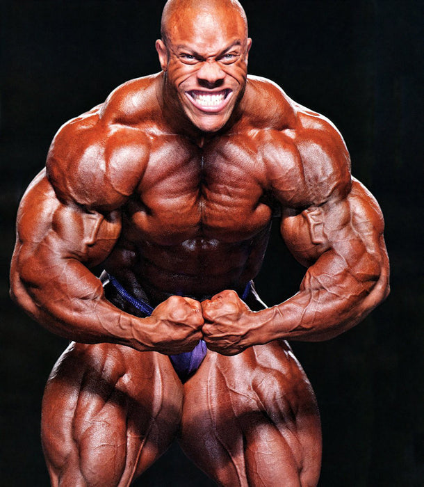 Phil Heath Undergoes Surgery to Fix Life Threatening Hernia