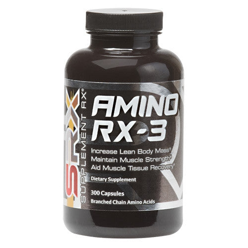 SUPPLEMENT RX Amino Rx-3 - Supps360.com
