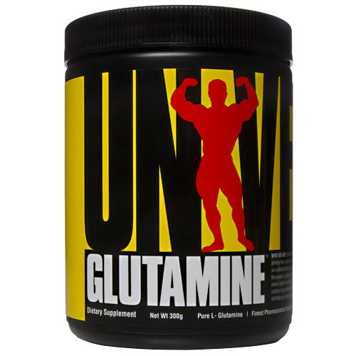 Universal Nutrition Glutamine - Unflavored - 300 g - 039442046611