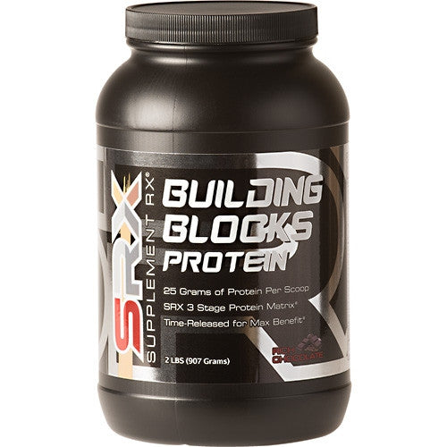 SUPPLEMENT RX Building Blocks Protein - Supps360.com - 1