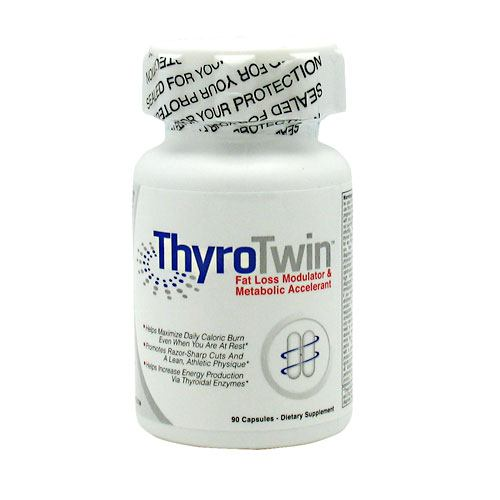 Giant Sports Products ThyroTwin - 90 Capsules - 640052143357