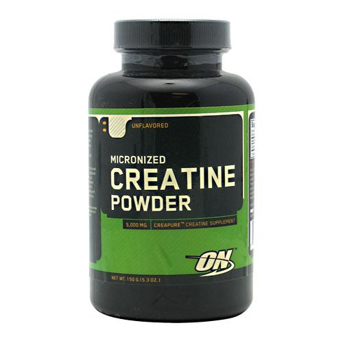 Creatine Micronized Powder Optimum Nutrition  - Unflavored - 150 g