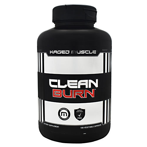 Kaged Muscle Clean Burn - 180 Capsules - 027829403522