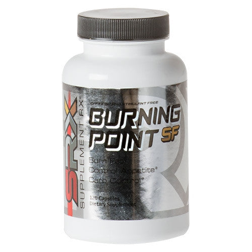 SUPPLEMENT RX Burning Point SF - Supps360.com