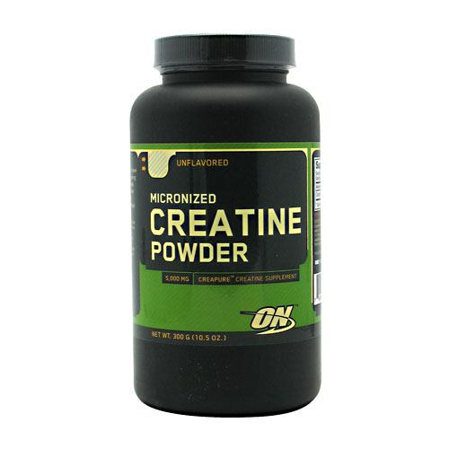 Optimum Nutrition Micronized Creatine Powder - Unflavored - 300 g - 748927023848