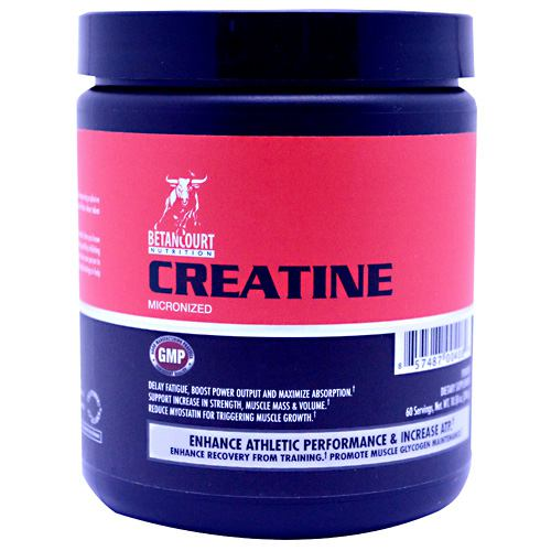 Betancourt Nutrition Creatine Micronized - 300 g - 857487004089
