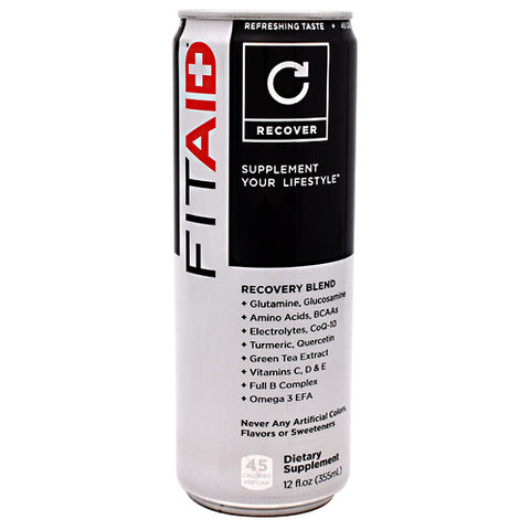 LifeAid Beverage Company FitAid - 24 Cans - 857886006080