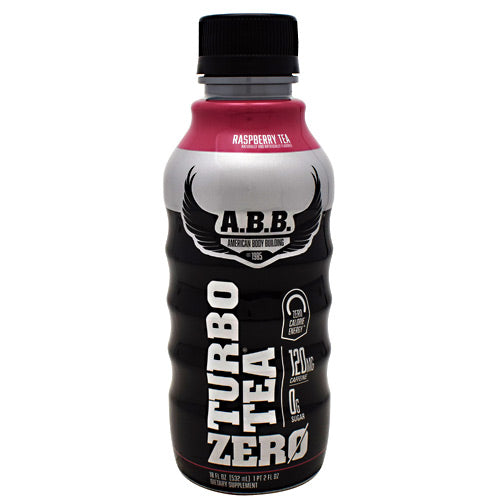 Turbo Tea Zero Fat Burning Food- Raspberry Tea -ABB