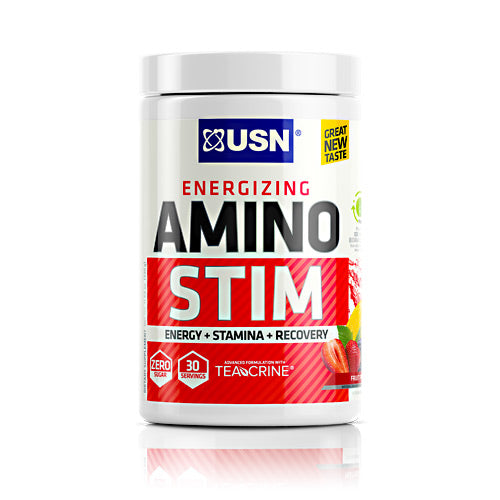 Usn Cutting Edge Series Amino Stim - Fruit Punch - 30 Servings - 6009706098629