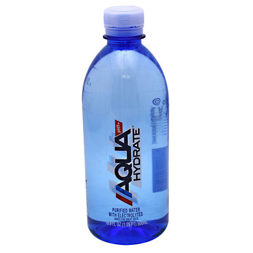 Inc AQUAhydrate Pure Water - 24 Bottles - Aquahydrate,