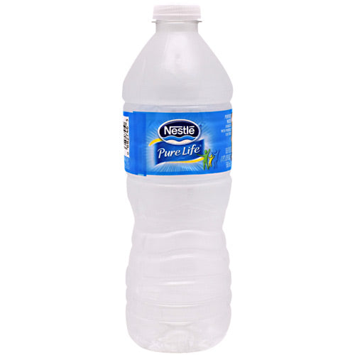 Nestle Waters Pure Life Purified Water - 35 Bottles - 068274669316