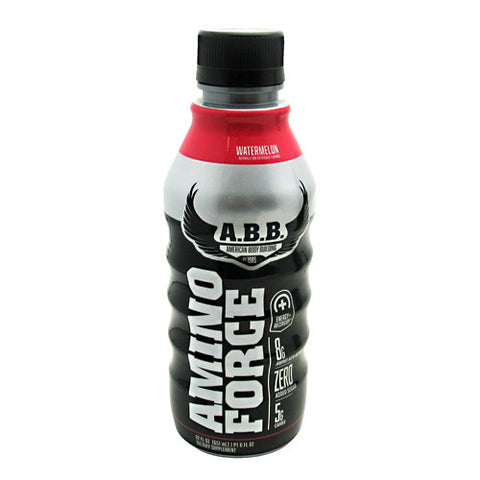 ABB Amino Force - Watermelon - 12 Bottles - 00045529889804