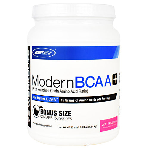 USP Labs Modern BCAA+ - Watermelon - 75 Servings - 094922011992