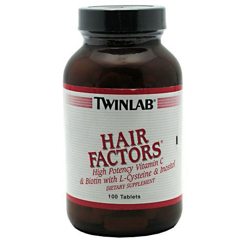 TwinLab Hair Factors - Supps360.com