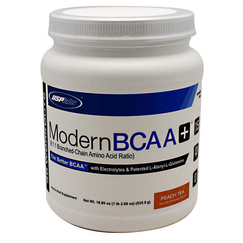 USP Labs Modern BCAA+ - Peach Tea - 30 Servings - 094922017048