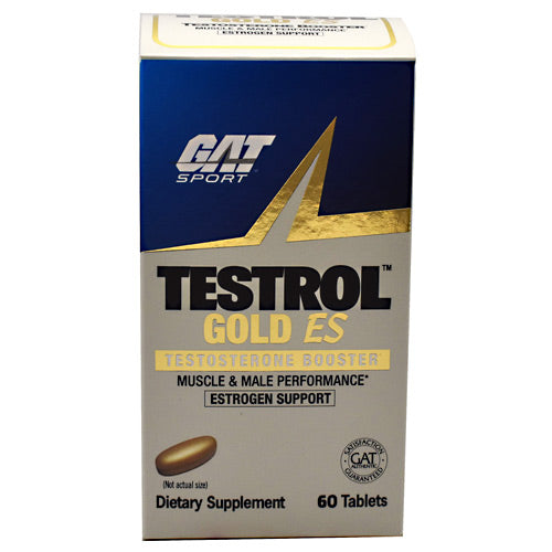 Testrol Gold ES -testosterone booster suppliment | GAT Sport