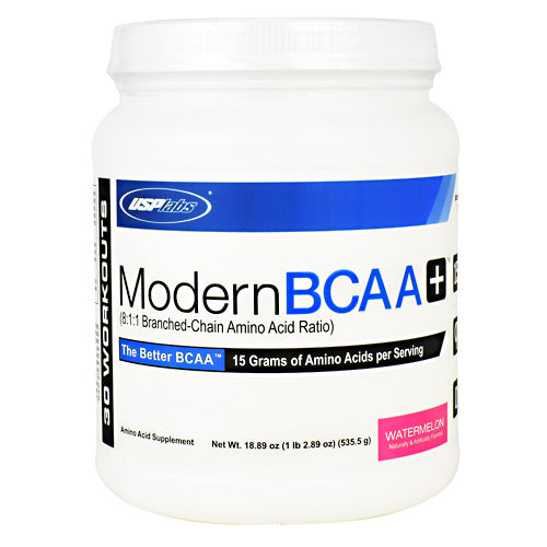 USP Labs Modern BCAA+ - Watermelon - 30 Servings - 094922423580