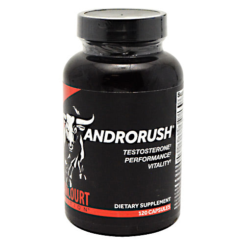 Androrush dietary Suppliment | Betancourt Nutrition - 120 Capsules