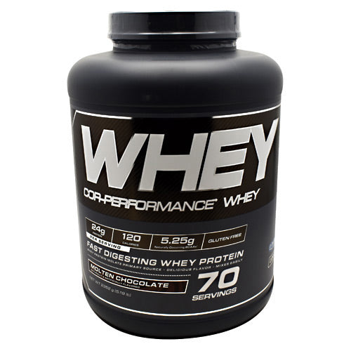 Cellucor COR-Performance Series COR-Performance Whey - Molten Chocolate - 70 Servings - 810390028672