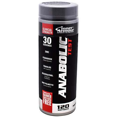 Inner Armour | Anabolic Test - 120 Softgels