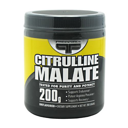 Primaforce Citrulline Malate - 200 g - 811445020115