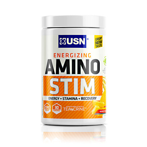 Usn Cutting Edge Series Amino Stim - Mango Pineapple - 30 Servings - 6009706095291