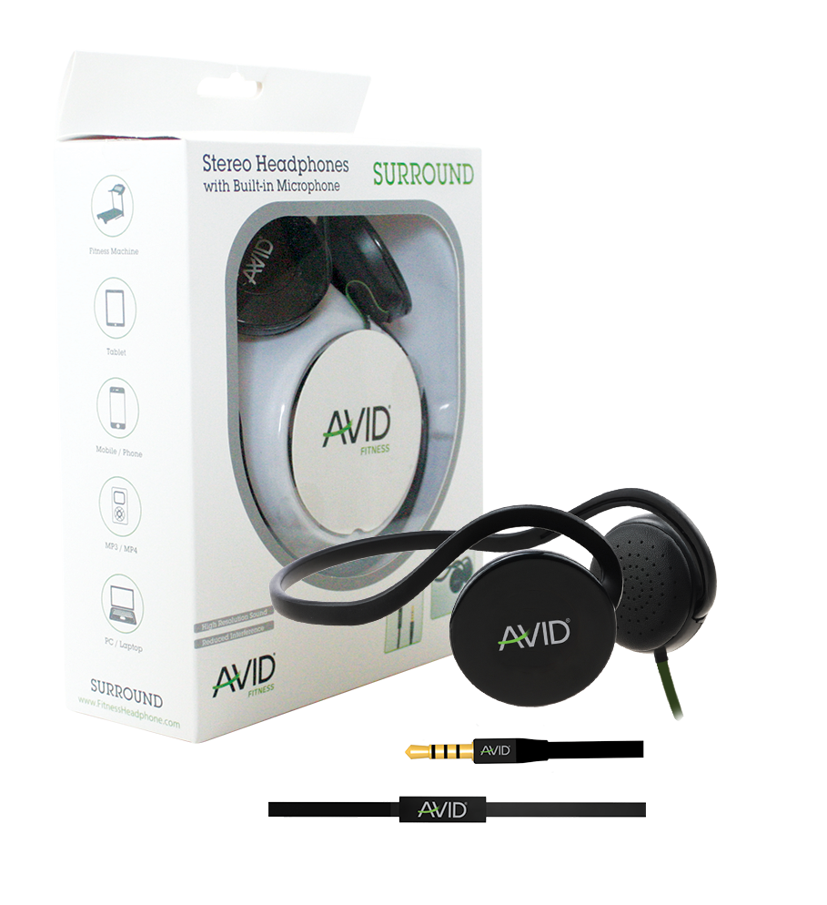 Avid Fitness SURROUND Headset