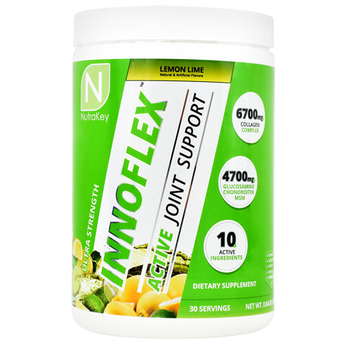 Lemon Lime  InnoFlex Nutrakey - 30 Servings