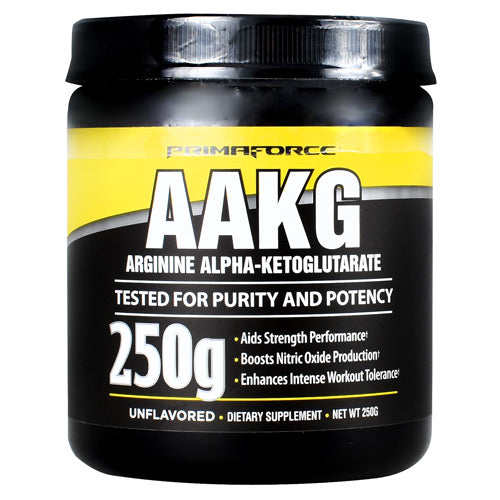 Primaforce AAKG - Unflavored - 125 Servings - 811445020023