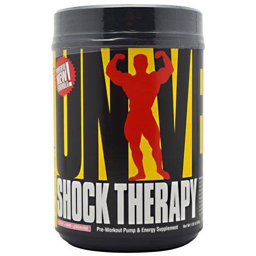 Shock Therapy  Universal Nutrition - Clydes Hard Lemonade - 1.85 lb -