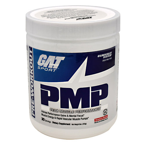GAT PMP - Strawberry Banana - 255 g - 859613000156