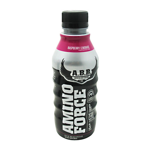Buy ABB Amino Force - get  Raspberry Lemonade 12 Bottles online