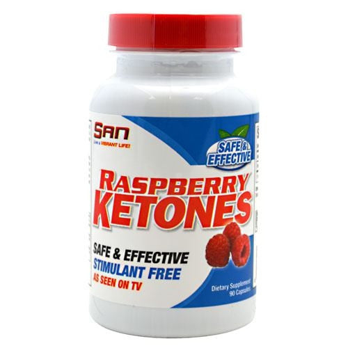 SAN Raspberry Ketones - Supps360.com