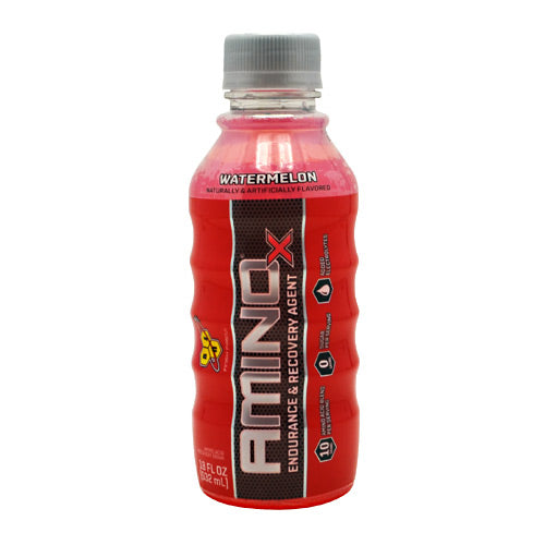 BSN AminoX RTD - Watermelon - 12 Bottles - 00834266103713