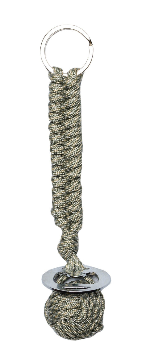 Guardian Cord Paracord Keychain (Camo)