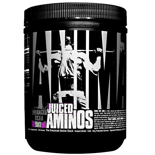 Juiced Aminos - Grape Juice - Universal Nutrition Animal