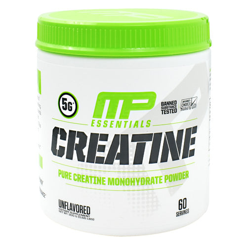 MusclePharm Essentials Creatine - Unflavored - 60 Servings - 856737003926