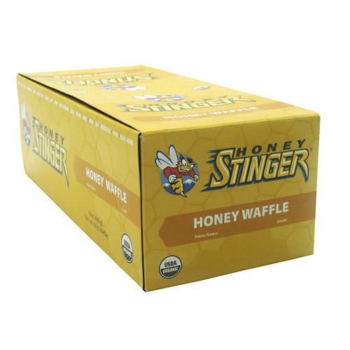 Honey Stinger Stinger Waffle - Honey - 16 ea - 810815021042
