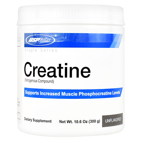 Creatine - Usp Labs - Staple Series - Unflavored - 60 Servings