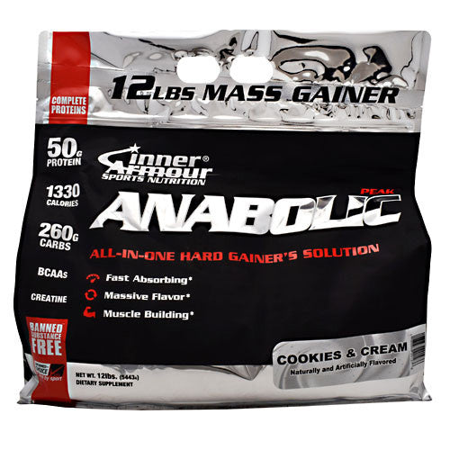 Inner Armour Sports Nutrition Anabolic Peak - Cookies & Cream