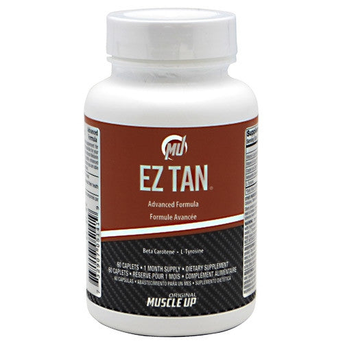 Muscle Up Muscle Up EZ Tan - 60 Capsules - 732907051419