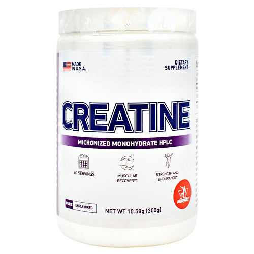 Midway Labs Creatine - Pure Unflavored - 60 Servings - 813236024203
