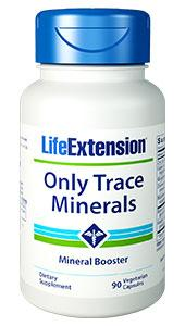 Only Trace Minerals | 90 vegetarian capsules