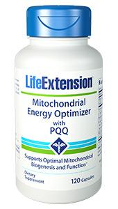Mitochondrial Energy Optimizer with PQQ | 120 capsules