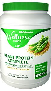 Wellness Code Plant Protein Complete & Amino Acid Complex